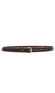Skinny versatile belt - Linea Pelle