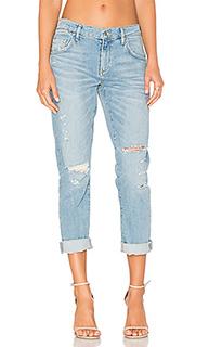 Облегающие джинсы бойфренд isabel - AGOLDE