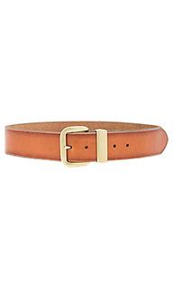 Chunky jean belt - Linea Pelle