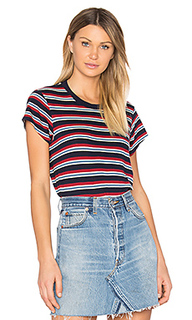 Boxy striped tee - RE/DONE