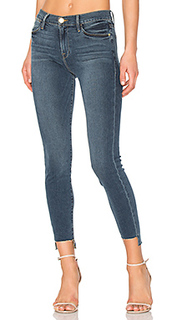 Le high skinny stagger hem - FRAME Denim