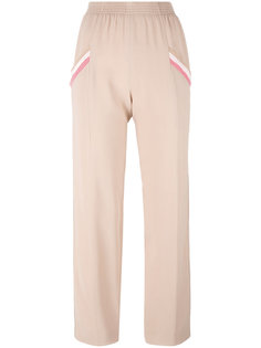 relaxed cropped trousers  Agnona