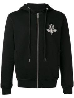 zipped hoodie  Les Hommes