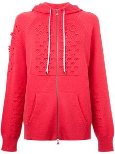 knitted hoodie  Barrie