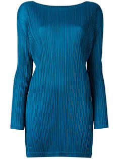 pleated tunic  Pleats Please By Issey Miyake