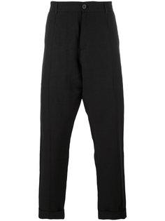раскрашенные вручную брюки Isabel Benenato