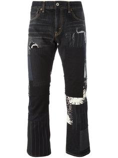 patchwork trousers Junya Watanabe Comme Des Garçons Man