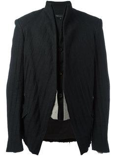 строгий пиджак Cedric Jacquemyn