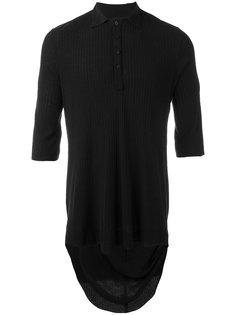 шелковая рубашка-поло Cedric Jacquemyn