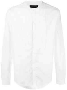рубашка с воротником-стойкой  Christian Pellizzari