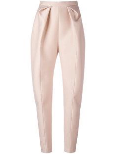 брюки с завышенной талией Delpozo