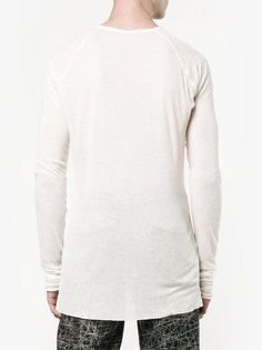 футболка с длинными рукавами  Haider Ackermann