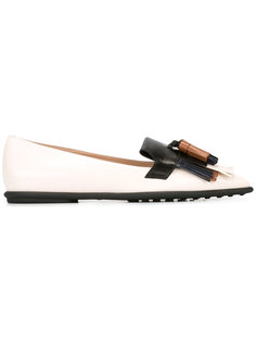 tassels loafers Tods Tod`S