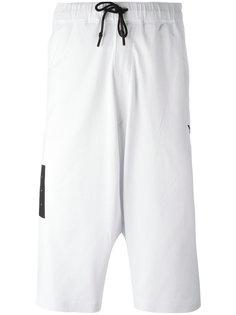 спортивные шорты на завязках Y-3