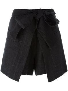 юбка с запахом MSGM