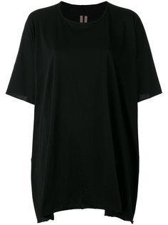 свободная футболка  Rick Owens DRKSHDW