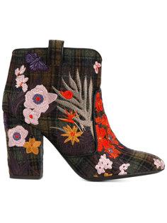 ботинки по щиколотку Pete  Laurence Dacade