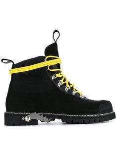 походные ботинки  Off-White