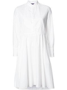 платье с нагрудной панелью K   Ys Y`s