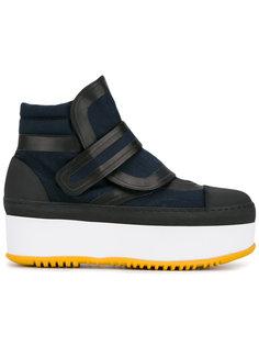 ботинки на платформе Marni