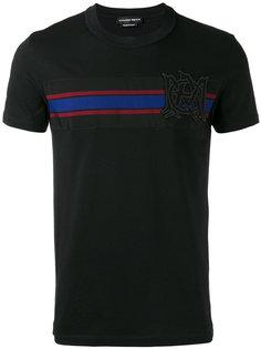 футболка с аппликацией Alexander McQueen