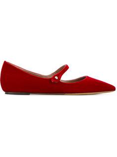 туфли на плоской подошве Hermione  Tabitha Simmons