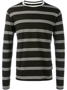 полосатая футболка с длинными рукавами Ps By Paul Smith
