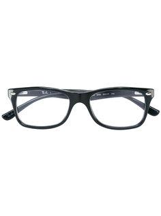 очки с квадратной оправой Ray-Ban