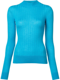 long sleeve ribbed jumper Tome