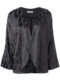 пиджак с укороченными рукавами Masscob