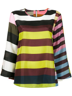 блузка в полоску Odeeh