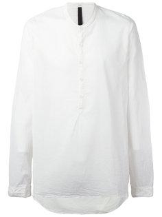 рубашка с воротником-стойкой Poème Bohémien