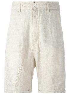 шорты с заниженным шаговым швом Poème Bohémien
