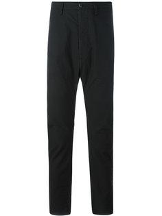 брюки с заниженным шаговым швом Poème Bohémien