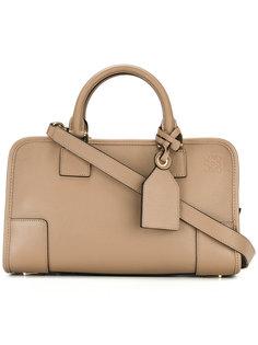 сумка на плечо с тиснением логотипа Loewe