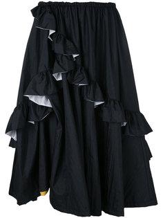 расклешенная юбка G.V.G.V.
