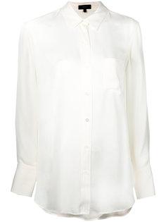рубашка с нагрудным карманом  Theory