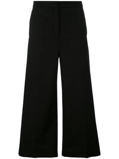 широкие укороченные брюки Rochas