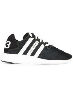 кроссовки с полосками Y-3