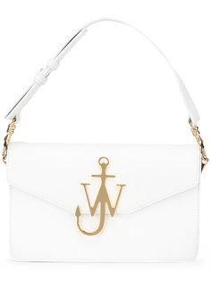 сумка-тоут с бляшкой w J.W.Anderson
