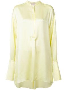 mandarin neck shirt Roksanda