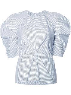 блузка в полоску Roksanda