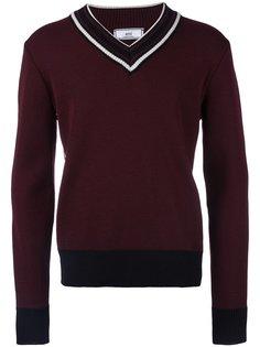 свитер с V-образным вырезом Ami Alexandre Mattiussi