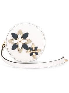 цветочный кошелек на молнии Michael Michael Kors