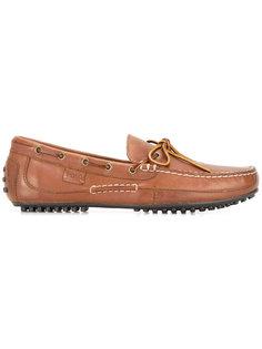 палубные туфли  Polo Ralph Lauren