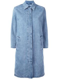 джинсовое пальто Mac Levis: Made & Crafted