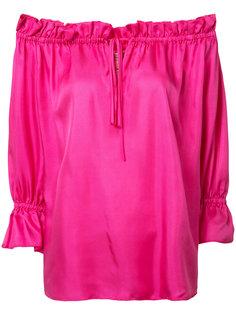 off-shoulders blouse Temperley London