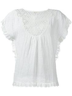 блузка с вышивкой Masscob