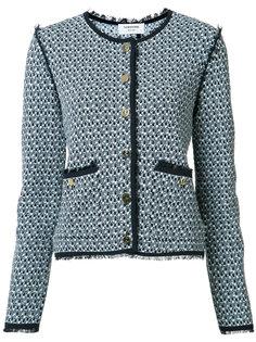 твидовый пиджак Thom Browne