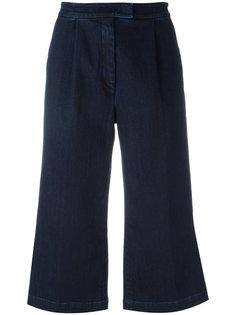 укороченные широкие джинсы Rossella Jardini
